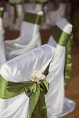 Wedding restaurant — Stock Photo