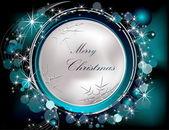 с рождеством христовым фон — Cтоковый вектор