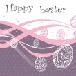 Happy Easter background — Stock Vector #21453387