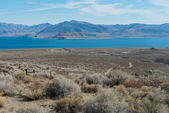 Pyramid Lake — Stock Photo