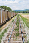 Boxcars — Stock Photo
