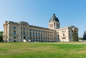 Saskatchewan Legislature — Stock Photo