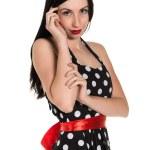 Polka dots — Stock Photo #43828861