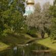 September in Tsarskoye Selo — Stock Photo