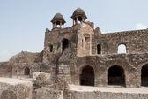 In the fortress Purana Qila. Delhi — Stock Photo