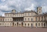 The main building of the Large Gatchina Palace. Gatchina — Stock Photo