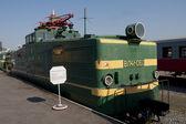 调车机车 vl-41 — 图库照片