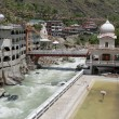 City Manikaran. Northern India — Stock Photo