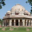 Stock Photo: Mausoleum Mohamed Shah. Park Lodi, Delhi