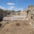Stock Photo: Ruins of ancient Rombaths in Саламисе. Northern Cyprus