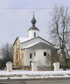 La iglesia del viernes paraskeva el caos en nóvgorod — Foto de Stock