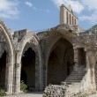The ruins of the Abbey of Bellapais. Northern Cyprus — Stock Photo