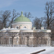 "Pavilion ""Lower bath"" in the Catherine Park. Tsarskoe Selo — Stock Photo"