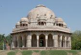 El sha mohamed mausoleo. parque lodi, nueva delhi — Foto de Stock