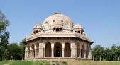 The Mausoleum Mohamed Shah. Park Lodi, New Delhi — Stockfoto