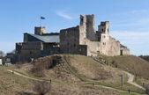 Castle of the Livonian order in Rakvere. Estonia — Stock Photo