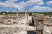 In ancient Salamis. Northern Cyprus — Stock Photo