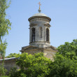 The dome belfry of Church of John the Baptist. Kerch — Stock Photo