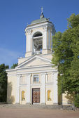 The Church of saints Peter and Paul summer day. Vyborg — Stock Photo