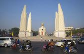 The Democracy Monument. Bangkok — Stock Photo