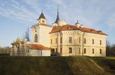 Castle BIP (Marienthal) in late autumn. Pavlovsk — Stock Photo