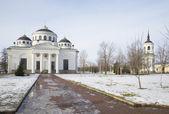 The St. Sophia Cathedral. Tsarskoe Selo — Stock Photo