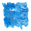 Stock Photo: Abstract acrylic painting background