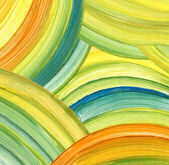 Abstract acrylic painting background — Stock Photo
