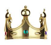 Altın kral tacı — Stok fotoğraf