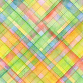 Abstract strip watercolor painted background — Stock Photo