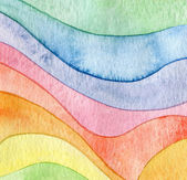 Malowane tła akwarela — Zdjęcie stockowe