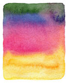 Abstract watercolor painted background. Grunge wet paper templat — Stock Photo