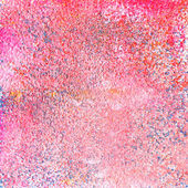 抽象腈纶和水彩彩绘的背景 — 图库照片