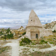 Domed house in Cappadocia — Stock Photo #40097923
