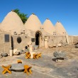 Houses of ancient city of Harran, Turkey — Stock Photo #40097929