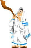 Jewish new year — Stock Vector