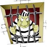 Prisoner — Stock Vector #45157875