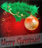圣诞节海报 — 图库矢量图片