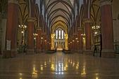 Interior iglesia en bolonia italia — Foto de Stock