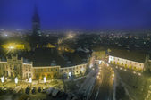 Sibiu Transylvania Romania — Stock Photo
