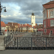 Sibiu Romania — Stock Photo