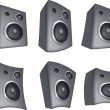 Speaker set — Stock Photo #2335673