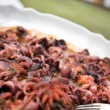Stock Photo: Polpi-octopus antipasti, italioctupus ant pasti buffet dish