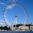 London eye — Stock Photo #4178020