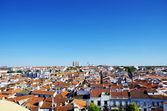 Moura, city in south of Portugal — Stock Photo