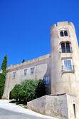 Alvito、 alentejo、 葡萄牙的城堡 — 图库照片