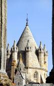 Tour de la cathédrale d'évora, portugal — Photo