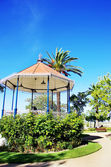 Portuguese bandstand in old city of Moura — ストック写真