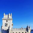 Tower of Belem, Lisbon, Portugal. - Stock Photo