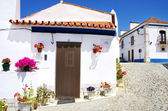 Street of Terena village, Portugal — Stock Photo